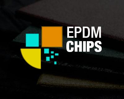 EPDM Chips